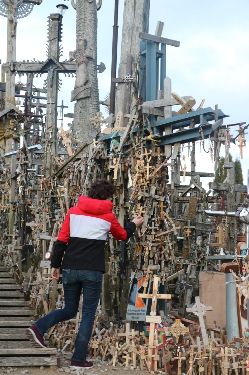 Hill of Crosses - A1