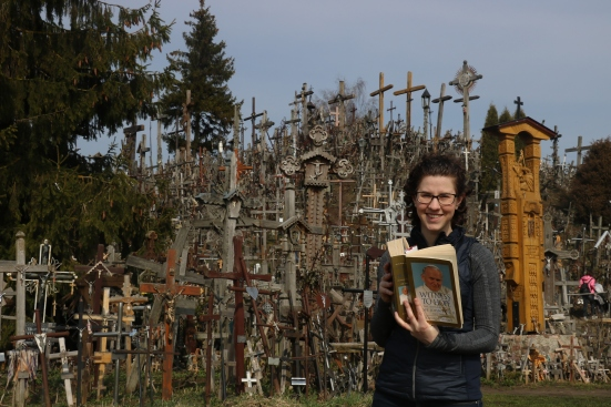 Hill of Crosses - Reading Witness to Hope