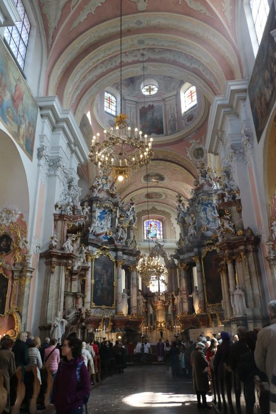Vilnius - Holy Spirit Church
