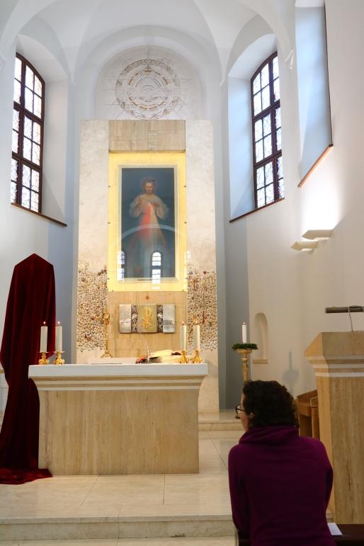 Vilnius - Inside Divine Mercy